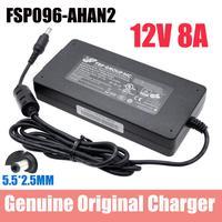 De 12V 12V 8A 96W FSP adaptador de CA para Qnap TS-451 NAS adaptador de corriente para portátil FSP084-DMAA1 FSP096-AHA 96W Qnap adaptador de coche
