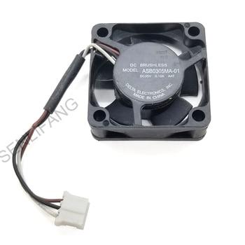 Genuine new for ASB0305MA-01 3010 3cm DC 5V 0.19A Miniature Heat Dissipation Fan