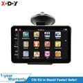 Автомобильный навигатор XGODY  4 3 дюйма  HD  GPS  FM  Sat Nav  128/8 ГБ