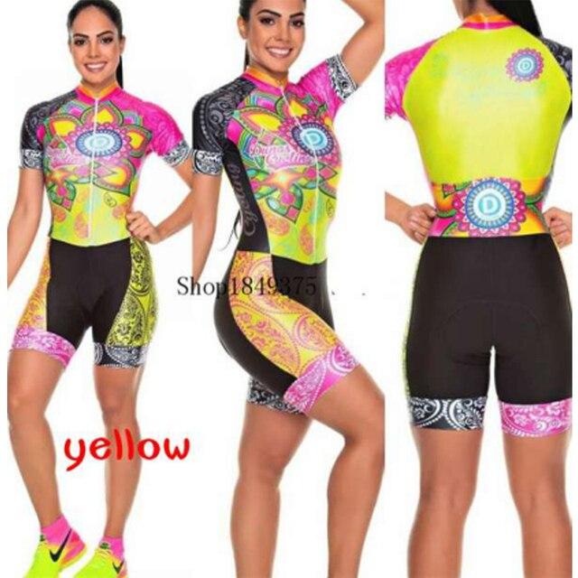 2020 mulheres profissão triathlon terno roupas ciclismo skinsuits corpo maillot ropa ciclismo macacão das mulheres triatlon kits 2