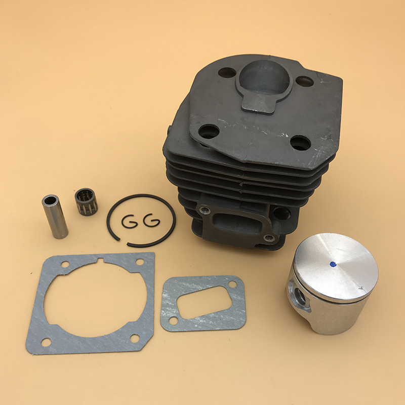 HUNDURE NIKASIL PLATED 44MM Cylinder Piston Engine Motor Kit For HUSQVARNA 350 353 351 346 XP 346XP Chainsaw Spare Parts