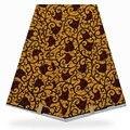 Miss l mais recente estilo verdadeiro tecido de algodão cera africana 6 jardas/pçs hl19s111710