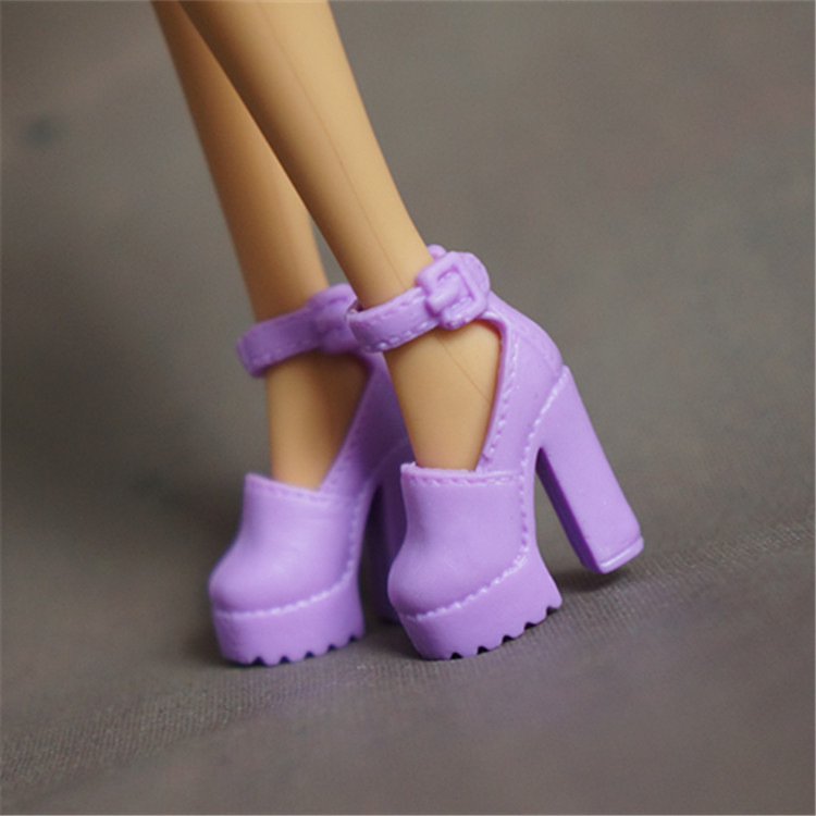 shoes for barbie doll 2