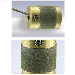 Image 4 - 1PC Rettifica Punte Set MCB14 MCB01 MCB34 Testa Smerigliatrice per la Macinazione Macchina