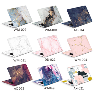 DIY Colorful Marble Laptop sticker skin 11/12/13/14/15/16 inch for MacBook Air 11 Air 13.3 2020 Pro 13/HP/DELl/Lenovo