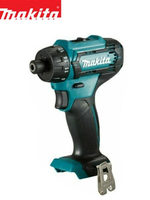 Makita DRIVER DRILL DF033DZ DF033DSME 12V 1/4 Inch Hex Chuck, Variable Speed Trigger, Skin