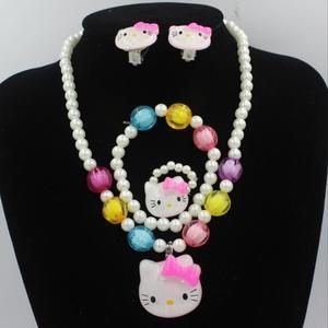 1set Imitation Pearls princess