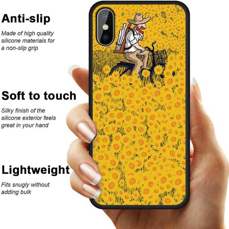 Чехол для телефона с масляным рисунком для Xiaomi Mi 9 t, чехол s, мягкая задняя крышка из ТПУ на Xiaomi Mi A3 pro, силиконовый тонкий чехол uitra