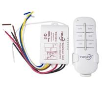 Draadloze Afstandsbediening Licht Schakelaar Op Off RF433 1/2/3/4 Manieren 220V Digitale Afstandsbediening Schakelaar voor Licht/Lamp