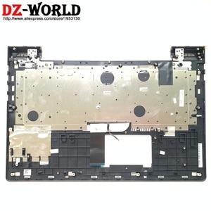 Image 3 - 새로운/orig 실버 palmrest 대문자 백라이트 영국 영어 키보드 레노버 ideapad 700 17isk 노트북 c 커버 5cb0k93620