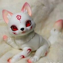 Кукла AETOP BJD 12 BJD, игрушка с изображением небесной лисы, подарок высокого качества