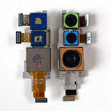 המקורי M & סן לxiaomi 10 פרו MI 10 פרו גדול מצלמה מודול + רחבה זווית + מאקרו + עומק הגיש מצלמה להגמיש כבל + פלאש עבור MI10 פרו