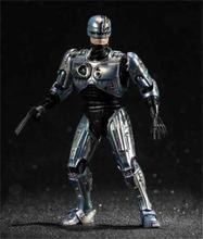 В наличии Hiya Toys LR0080 робокоп с повреждениями от битвы 1:18 изысканная мини-серия для коллекции