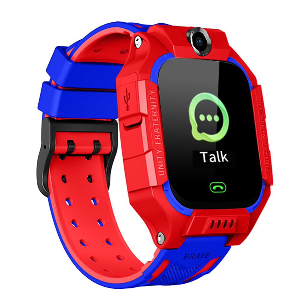 Z6 Children Kids Smart Watch IP67 Waterproof 2G SIM Card GPS Tracker Camera SOS Call Anti-Lost Baby Kids Smart Watch Phone