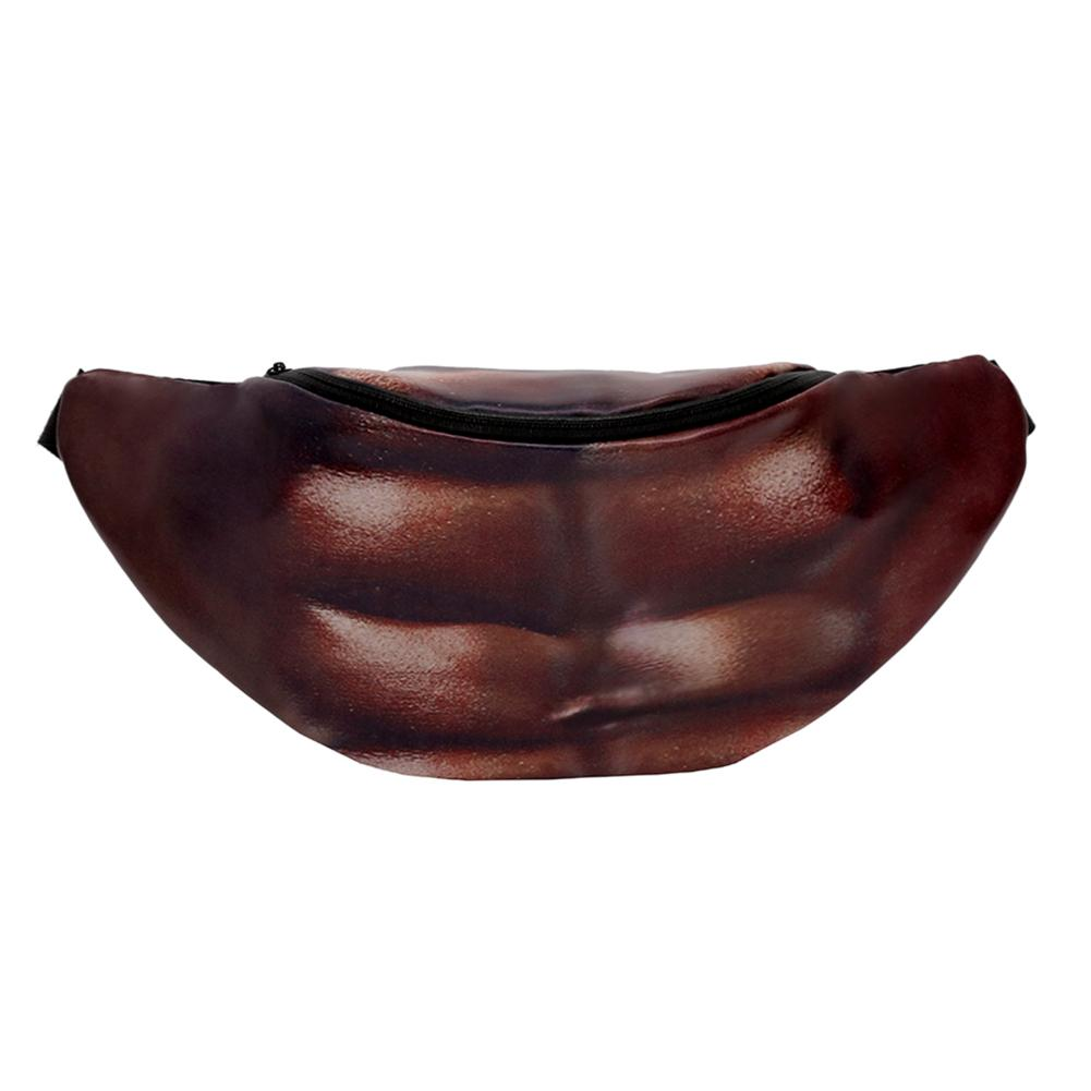 Fashion Funny Belt Bag For Men Women 2020 New Creative Design Beer Fat Belly Bag Bolsas Feminina Portable Travel Waist Bags