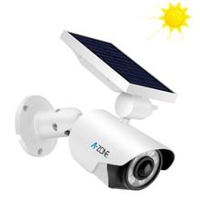 Solar Charging Waterproof IP66 Fake Camera Outdoor Garden Simulation Dummy Villa Lawn Induction Street Lamp Wall LED Light