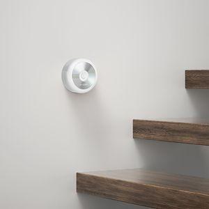 Image 5 - BlitzWolf BW LT15 contrôle intelligent veilleuses LED mouvement PIR capteur infrarouge 0.8W 3000K 120 degrés Angle déclairage lumière de LED intelligente lumière de LED