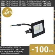 Прожектор светодиодный duwi eco, 10 Вт, 6500 К, 700 Лм, IP65 4390880