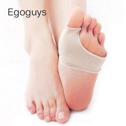 1Pair Toes Separator Socks Foot Big Bone Orthopedic Straightener Hallux Valgus Adjuster Sleeve Thumb Pedicure Bunion Corrector