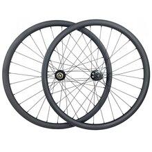 SPEEDSAFE 1360G 29er MTB XC BOOST dağ bisikleti karbon tekerlek 30mm x 30mm kancasız D791SB B15 D792SB B12 bisiklet tekerlekler