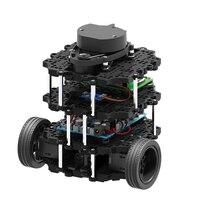 Intelligent Programmable ROS Robot Automatic Navigation SLAM Car Turtlebot3 Burger Pi3 Kit /Bulk Parts High Tech Toys