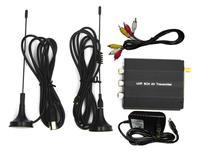 Tipo de tração multichannel do transmissor do sinal da tevê de 511m alta potência uhf de idc baixa frequência através da parede wang av à tevê