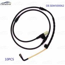 10pcs brake pad sensor sem500062 for lang rover range sport