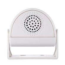 Wireless Doorbell Chime Alarm PIR Motion Sensor Infrared Detector Entry Security dc 4 5v wireless infrared doorbell alarm pir monitor sensor motion detector entry door bell security doorbell for shop entry hot