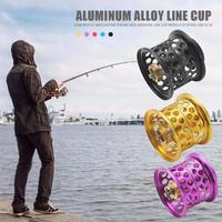 Aluminum Alloy Line Cup Simple Portable Practical and Durable Low Profile Casting Fishing Reel Modify for DAIWA Steez