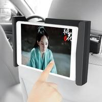 Borzecki Multi function Car Ipad Tablet Bracket Chair Back Lazy Mobile Phone Bracket Car Interior Boutique R JT28