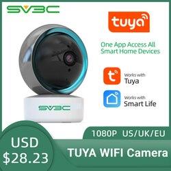 Tuya Smart Life 1080P IP Camera 2MP Wireless WiFi Security Surveillance CCTV Cameras Baby Moniter Google Home Assistant Alexa