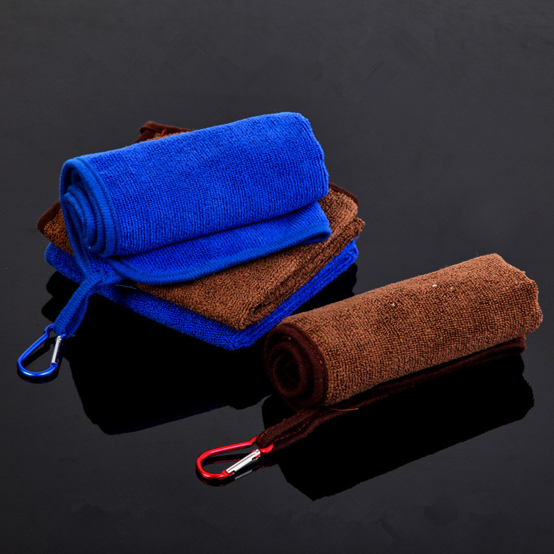 Fishing Equipment Fishing Towel Fishing Clothing Thickening Non-stick Absorbent Outdoors Sports Wipe Hands Towel Hiking Climbing