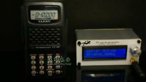 140MHZ-4400MHZ 5dBm RF Signal Generator Signal Source + Battery + Case