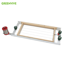 Easy Operation Beehive Frame Wire Assemble Tool Langstroth Dadant Beehive Frame Wiring Board Assemble Frame Wire Easily
