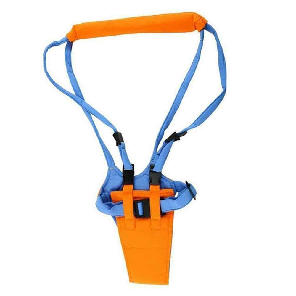 New Kid Baby Walker Infant Toddler Harness Walk Learning Assistant Walker Jumper Belt Belt Safety Reins Harness