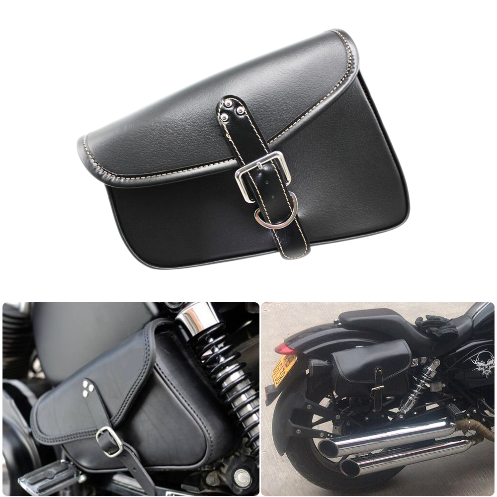 Motorcycle Side Tool Pouch Moto Tail