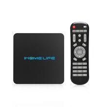 Hot Sales HLQ MAX 2G 8G tv box Amlogic S912 Android 7.1 Smar