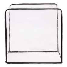 PVC Pressure Cooker Dust Cover Microwave Oven Hood for Kitchen
