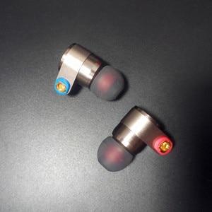 Image 5 - TINHIFI T2 באוזן אוזניות דינמי כונן HIFI בס אוזניות מתכת אוזניות עם להחלפה כבל אוזניות T3 T2 פרו T1 24h ספינה