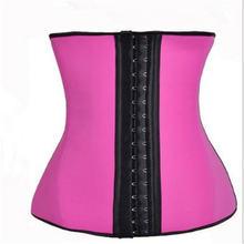 Для женщин талии cincher Пояс для похудения тренер пояс корсет