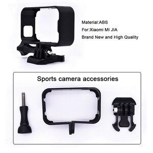 Image 3 - Voor Mijia Accessoires Kits 45M Waterdichte Behuizing Case Bescherming Case Voor Xiaomi Mijia 4K Action Camera