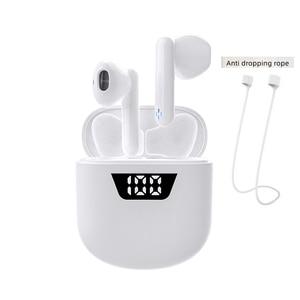 Image 1 - Mini TWS Touch Control Bluetooth 5.0 słuchawki bezprzewodowe 4D słuchawki Stereo gamingowy zestaw słuchawkowy z redukcją szumów dla smartfonów