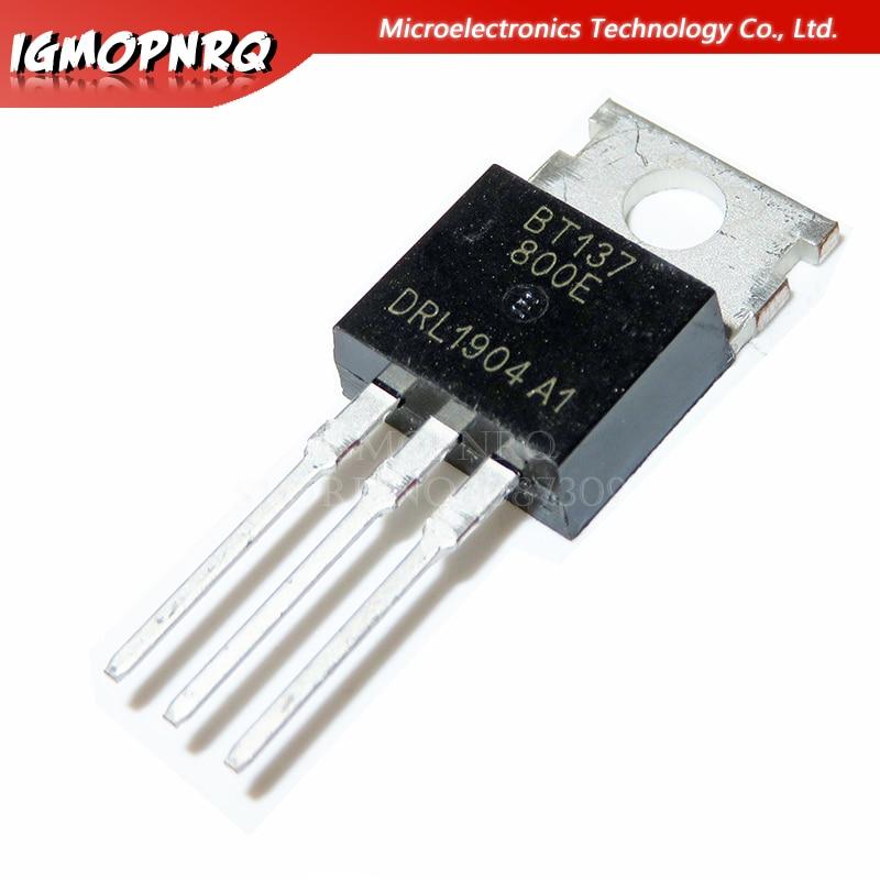 BTB08-600B BTB08-600 BTB08 TO-220 600V 8A