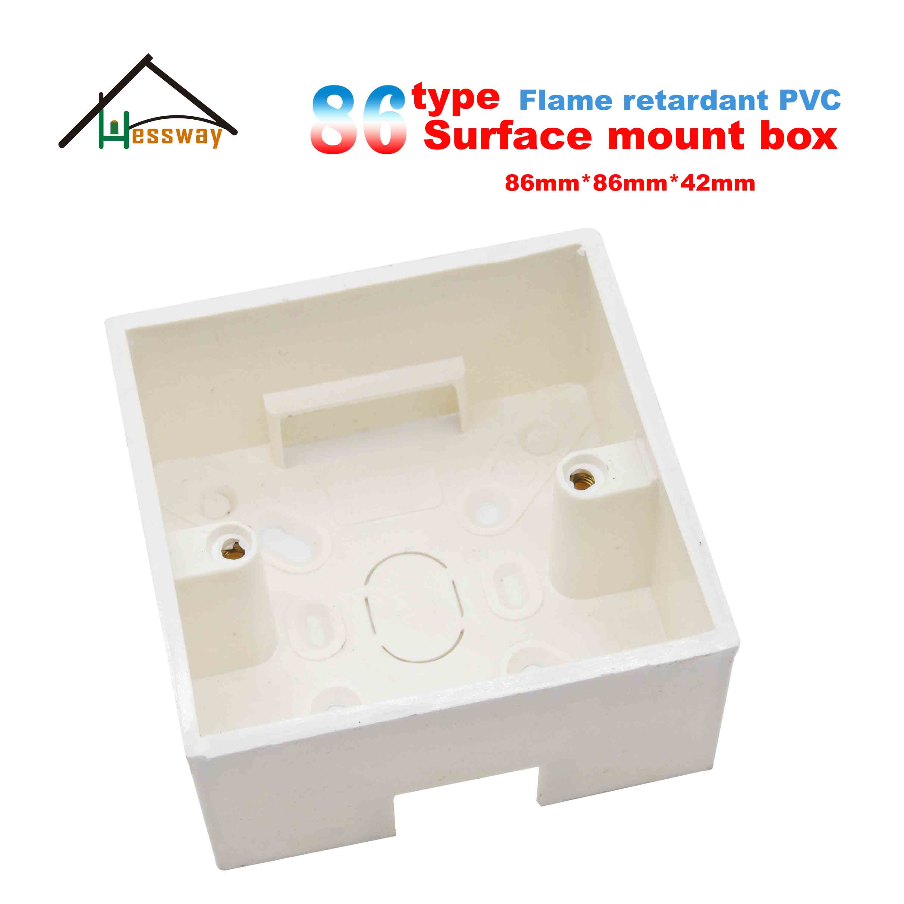 Special Size  Wall Surface Mount Box With Height 42CM 86 Type