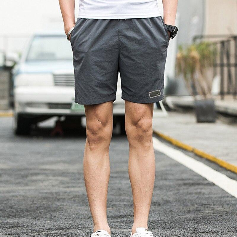 Men Beach Casual Shorts Athletic Gym Sports Training Swimwear Shorts For Summer THJ99
