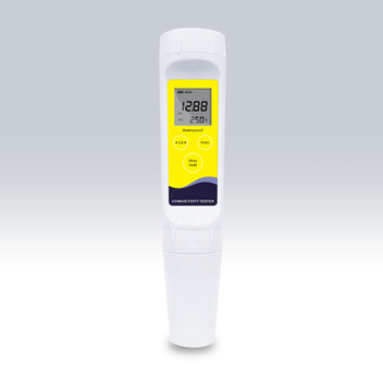 5 in 1 ph temperature tds ec salinity meter waterproof with automatic calibration function water quality ph tester backlight Pentype Water Quality Meter Conductivity/TDS/Salinity Tester EC meter with temperature display