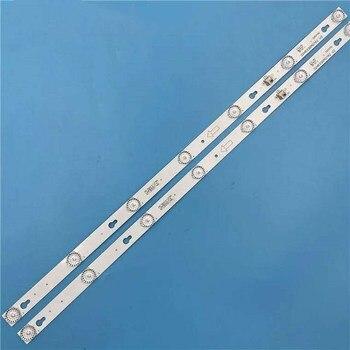 LED Backlight strip 7 Lamp For TCL 32HR330M07A2 V2 4C-LB3207-HQ1 32S3750 L32F1680B L32F3301B L32F3303B L32E181  LVW320CSOT E227 - sale item LED Lighting