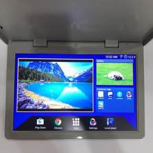 "Heißer! Auto Monitor Decke Dach Montieren Monitor 15.6 ""Android 6,0 IPS Bildschirm HD 1080P Video WIFI/HDMI/ USB/SD/FM/Bluetooth/Lautsprecher(Hong Kong,China)"