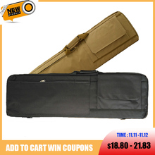 """85CM/33"""" 100CM/39"""" Tactical Bag Hunting Airsoft Sniper Rifle Cases Gun Carry Bag Military Shooting Paintball Accessories Bags"""