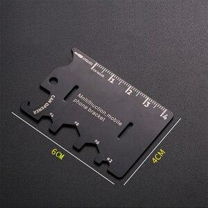 Image 5 - טלפון נייד מחזיק מעמד מיני מתכת רב תכליתי מגנטי אצבע מחזיק עבור iPhone XR סוגר אביזרי נייד Keychain